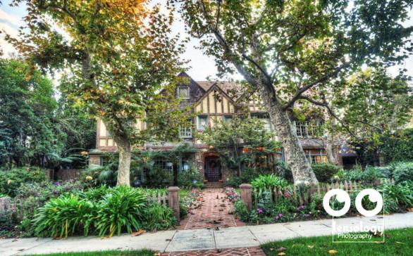 Beverly Hills Estate Frontage