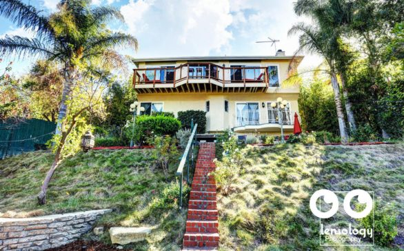 Sherman Oaks Hillside 3 Bed