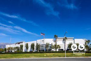 Inland Empire industrial buildings for Yardi-Matrix, LA, CA.