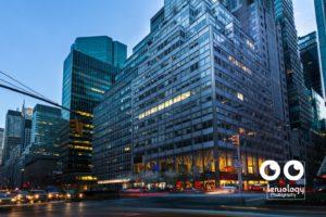 Park Avenue architectural shoot for QFC, NY, NY.